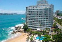 Hoteles en Acapulco / Acapulco no Pasa de Moda, por algo sigue siendo uno de los Destinos Favoritos de los Mexicanos y de Turistas de todo el Mundo