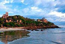 Hoteles en Riviera Nayarit / Relájate en alguna de las hermosas playas de Riviera Nayarit, el lugar para olvidarse de la rutina y el ruido de la ciudad