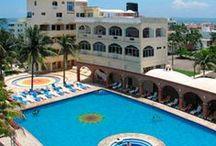 Hoteles en Veracruz / #Veracruz, la tierra de los jarochos, excelente para conocer nuevos rincones de México, hoteles para todos los tipos de planes...
