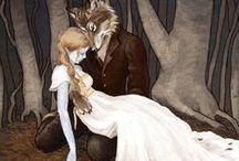 Fairy Tale Art / A collection of pins featuring #fairy #tale #art from our own website and elsewhere.