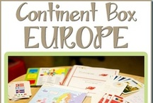 Continent Box ~ Europe