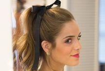 Hairdo Tutorials and Ideas / by Lauren Vau