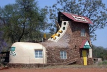 Strange and unique homes from around the world / by Auto-Out