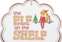 SillyElf / Elf on the Shelf / by Deb Jones