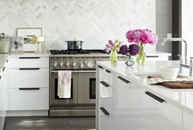 Kitchens / by Jaime from Crafty Scrappy Happy