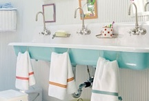 Bathrooms / by Jaime from Crafty Scrappy Happy