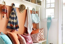 Entryway  / by Jaime from Crafty Scrappy Happy