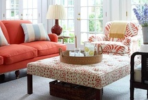 Living Room / by Jaime from Crafty Scrappy Happy