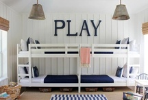 Kids Bedrooms / by Jaime from Crafty Scrappy Happy
