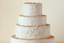 Wedding Cakes - White