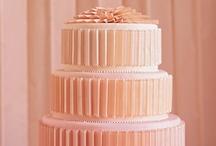 Wedding Cakes - Pink