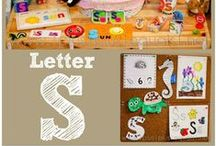 S is for... / All things that begin with the letter S!