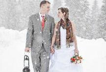 Snowy Wedding / by SweetFélicité