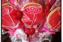 Valentine's Day Food / Easy, homemade Valentine Gifts.