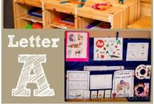 Home Preschool A-Z / All of our Homeschool Preschool Posts A-Z  / by {1plus1plus1} Carisa