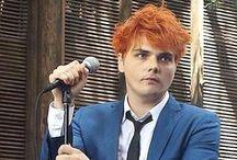 Gerard Way / by Kim Andrews