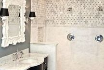 Pretty Powder Rooms / by Priscilla Ornelas