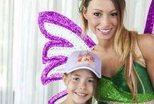 Winx Fairy Dream / I sogni di ogni bambina qui al Blu Suite diventano realtà e in compagnoa delle Winx la vacanza si trasforma in una favola!
