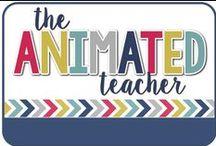 The Animated Teacher / TheAnimatedTeacher.blogspot.com