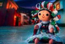 Fiestas Mexicanas / Noches Mexicanas, fiestas, tradiciones, así celebramos en México...