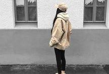 Hoodies outfits / Sudaderas. Mucho que decir, mucho que vestir.