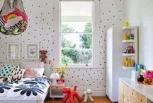 Home | Kids Room  / Ideas for doing up the kid's bedroom / by Me, The Man & The Baby