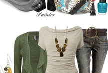 Fashion Fun Just For Me! / Styles & Trends that I want in my Closet