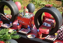 Disney CARS Party  / Looking for Fun ideas for a Racing good time with Benjamin & his Pals!