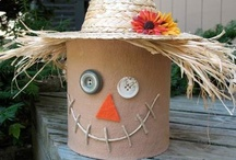 Falling into Autumn Crafts / All things Crafty and Fun for the Fall season