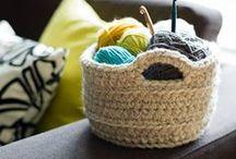 Yarn Crafting / by Elliott Crafty Creations