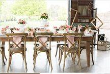 Rustic Wedding Ideas / Rustic wedding ideas and inspiration