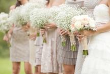 Neutral & Blush Wedding / Neutral and blush wedding ideas and inspiration