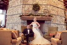 Winter Wedding Ideas / Winter wedding ideas and inspiration for a snowy Lake Tahoe wedding.
