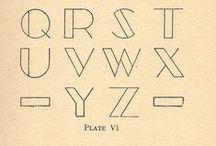 Type / by Millie Clarke