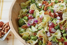 Recipes - Salads/Slaws / by Sue Wimer Groff