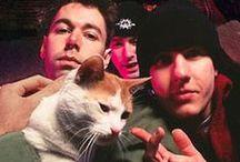 People and kitties