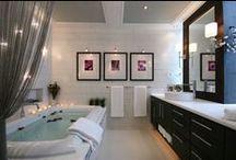 salle de bain / by Tanya Christie
