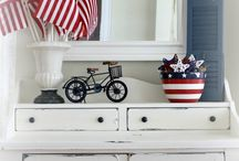 4th of July/Patriotic / by Shannon H