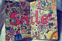 Smile:) / by Alex Sorica