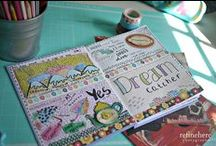 Art Journal/ Planner obsession / by Lindsey DePue