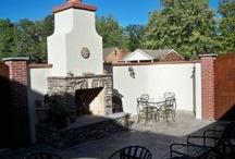 Courtyard Charm /