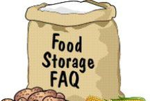food storage/survival prep / by Tammy Marie