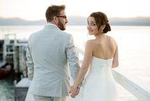 Lake Tahoe Weddings / Lake Tahoe wedding photographers and Lake Tahoe weddings