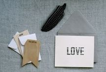 Wedding Invitations / Wedding stationary, invitations, thank you cards, paper goods