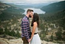 Engagement Sessions / Engagement photography