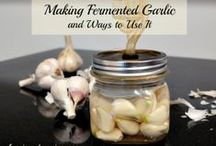 Fermented Foods / by learningandyearning