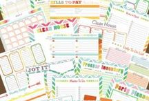 Lot's Of Printable's (Most Free) / All free printables you can print from home. / by Cherished Family Photos