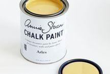 Arles Chalk Paint® decorative paint by Annie Sloan