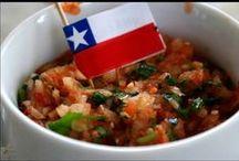 mi cocina / Recetas faciles y ricas / by Cindy Emparan Gonzalez