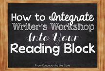 {writer's workshop} / by Samantha Boyd